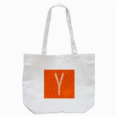 Iron Orange Y Combinator Gears Tote Bag (white) by Mariart