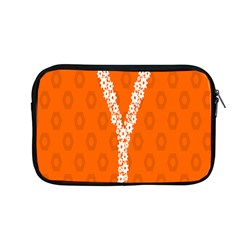 Iron Orange Y Combinator Gears Apple Macbook Pro 13  Zipper Case by Mariart