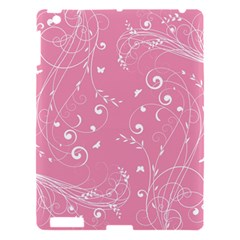 Floral Design Apple Ipad 3/4 Hardshell Case by ValentinaDesign