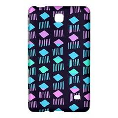 Polkadot Plaid Circle Line Pink Purple Blue Samsung Galaxy Tab 4 (7 ) Hardshell Case  by Mariart