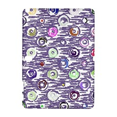Painted Circles     Htc Desire 601 Hardshell Case by LalyLauraFLM