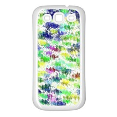 Paint On A White Background     Samsung Galaxy S7710 Xcover 2 Hardshell Case by LalyLauraFLM