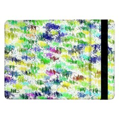Paint On A White Background     Samsung Galaxy Tab Pro 10 1  Flip Case by LalyLauraFLM