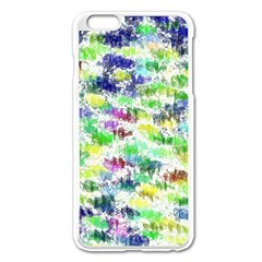 Paint on a white background     Apple iPhone 6/6S Leather Folio Case by LalyLauraFLM