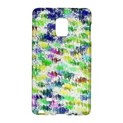 Paint On A White Background     Samsung Galaxy Note 4 Leather Folio by LalyLauraFLM