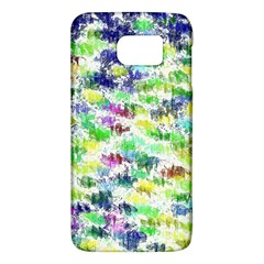 Paint on a white background     HTC One M9 Hardshell Case by LalyLauraFLM