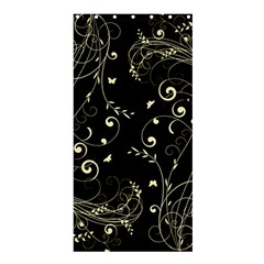 Floral Design Shower Curtain 36  X 72  (stall)  by ValentinaDesign
