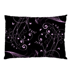 Floral Design Pillow Case (two Sides)