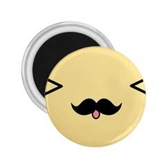 Mustache 2 25  Magnets by Nexatart