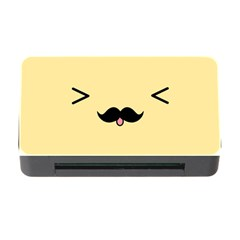 Mustache Memory Card Reader With Cf