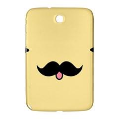 Mustache Samsung Galaxy Note 8 0 N5100 Hardshell Case  by Nexatart