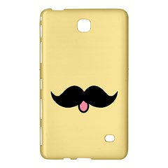 Mustache Samsung Galaxy Tab 4 (7 ) Hardshell Case