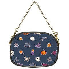 Kawaiieen Pattern Chain Purses (one Side)
