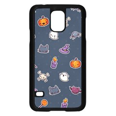 Kawaiieen Pattern Samsung Galaxy S5 Case (black)