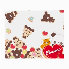 Chocopa Panda Small Glasses Cloth