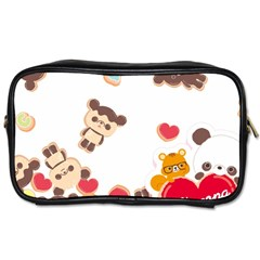 Chocopa Panda Toiletries Bags by Nexatart