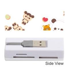 Chocopa Panda Memory Card Reader (stick)  by Nexatart