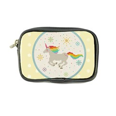 Unicorn Pattern Coin Purse