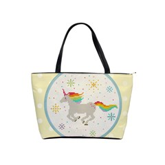 Unicorn Pattern Shoulder Handbags by Nexatart