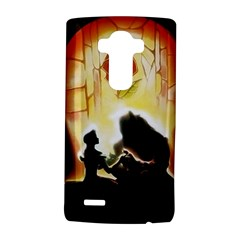 Beauty And The Beast Lg G4 Hardshell Case by Nexatart