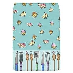Kawaii Kitchen Border Flap Covers (s)  by Nexatart