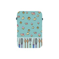 Kawaii Kitchen Border Apple Ipad Mini Protective Soft Cases