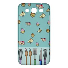 Kawaii Kitchen Border Samsung Galaxy Mega 5 8 I9152 Hardshell Case