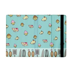 Kawaii Kitchen Border Ipad Mini 2 Flip Cases