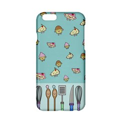 Kawaii Kitchen Border Apple Iphone 6/6s Hardshell Case