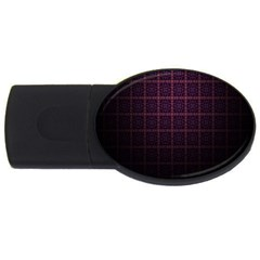 Best Pattern Wallpapers Usb Flash Drive Oval (4 Gb) by Nexatart