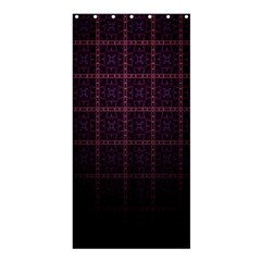 Best Pattern Wallpapers Shower Curtain 36  X 72  (stall)  by Nexatart