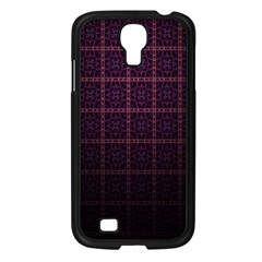 Best Pattern Wallpapers Samsung Galaxy S4 I9500/ I9505 Case (black) by Nexatart