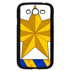 Star Yellow Blue Samsung Galaxy Grand Duos I9082 Case (black) by Mariart