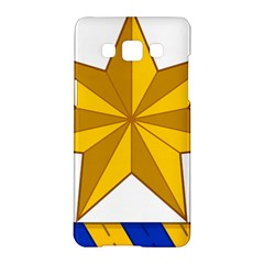 Star Yellow Blue Samsung Galaxy A5 Hardshell Case  by Mariart