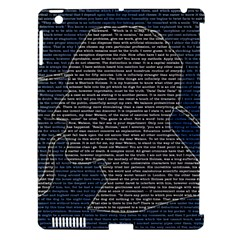 Sherlock Quotes Apple Ipad 3/4 Hardshell Case (compatible With Smart Cover) by Mariart