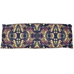 Multicolored Modern Geometric Pattern Body Pillow Case Dakimakura (two Sides) by dflcprints