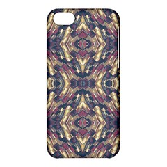 Multicolored Modern Geometric Pattern Apple Iphone 5c Hardshell Case by dflcprints