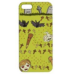 Horror Vampire Kawaii Apple Iphone 5 Hardshell Case With Stand