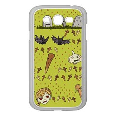 Horror Vampire Kawaii Samsung Galaxy Grand Duos I9082 Case (white)
