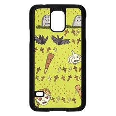 Horror Vampire Kawaii Samsung Galaxy S5 Case (black)