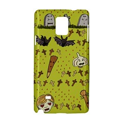 Horror Vampire Kawaii Samsung Galaxy Note 4 Hardshell Case by Nexatart