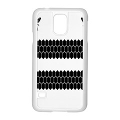 Wasp Bee Hive Black Animals Samsung Galaxy S5 Case (white) by Mariart