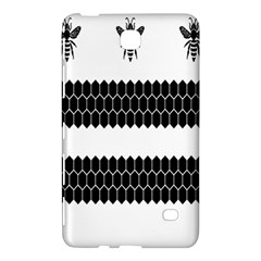 Wasp Bee Hive Black Animals Samsung Galaxy Tab 4 (8 ) Hardshell Case  by Mariart