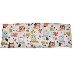 Cute Owl Body Pillow Case (dakimakura)