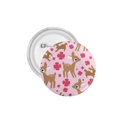 Preety Deer Cute 1 75  Buttons by Nexatart