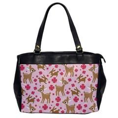 Preety Deer Cute Office Handbags