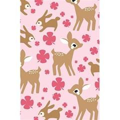 Preety Deer Cute 5 5  X 8 5  Notebooks by Nexatart