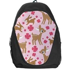 Preety Deer Cute Backpack Bag