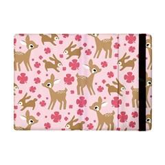 Preety Deer Cute Apple Ipad Mini Flip Case