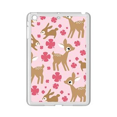 Preety Deer Cute Ipad Mini 2 Enamel Coated Cases